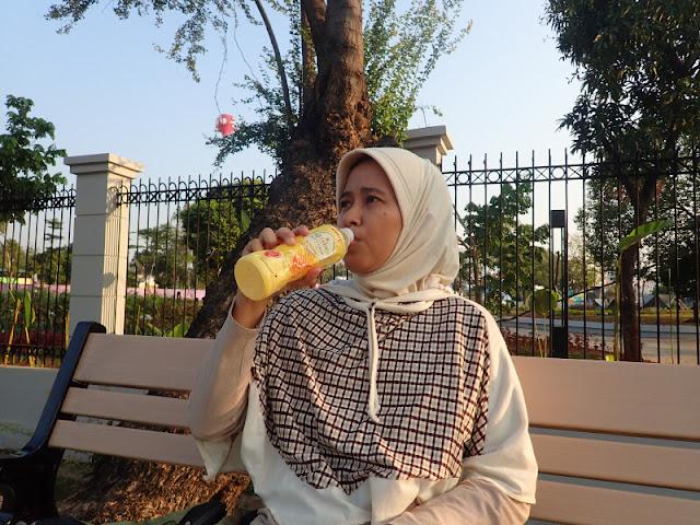 NATSBEE Honey Lemon Mengurangi Drama Agar Hidup Bisa #AsikTanpaToxic