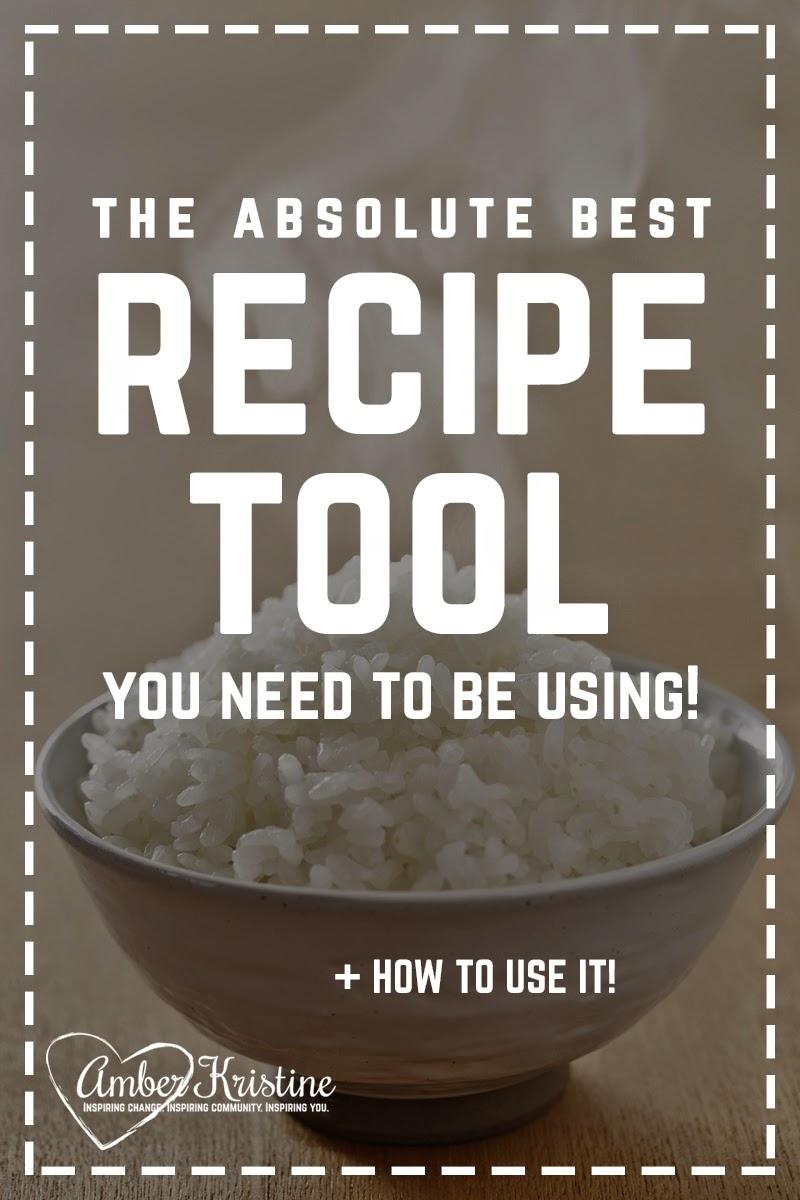 recipe tool