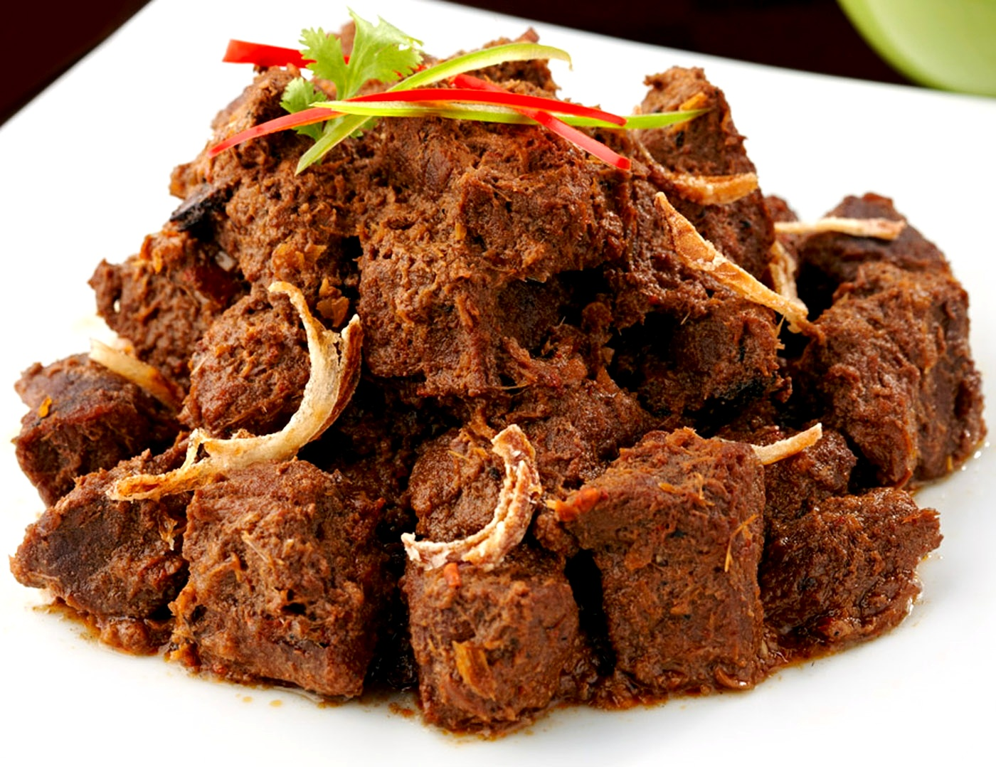 Rendang, Kuliner Cirebon