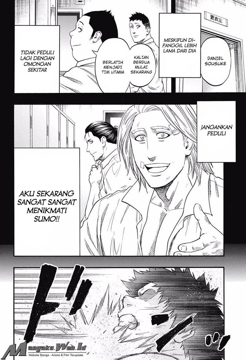 Hinomaru Zumou Chapter 144-8