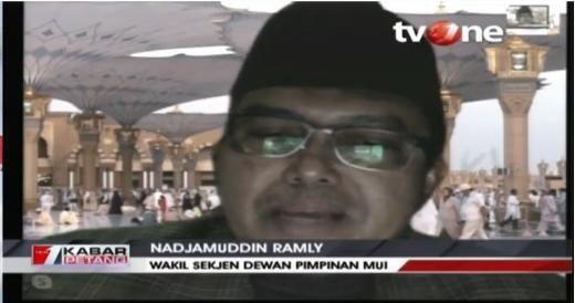 Depan Banser, MUI: Khilafah Tidak Sama dengan PKI