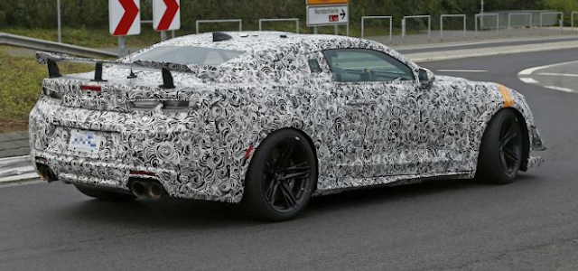 2018 Chevy Camaro Z28 Review, Redesign, Change, Price, Release Date