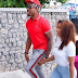 Ike allegedly diverges from Mercy to Tacha, as she picks up him from the airport (photo)
