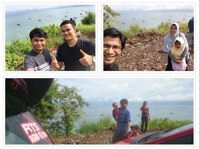 Wisata ke Ciletuh Geopark
