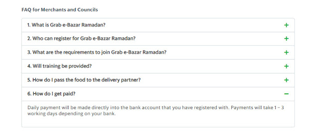 Kerja yang cukup pantas diberikan oleh Kerajaan Selangor susulan pembatalan Bazar Ramadhan yang diumumkan pada awal April yang lepas. Kini alternatif untuk anda, E-Bazar Ramadan Selangor Grab.