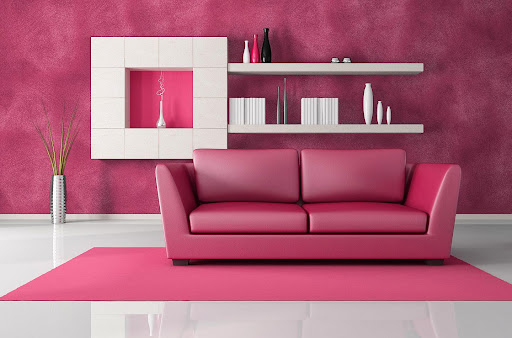 Fresh interior living room designs