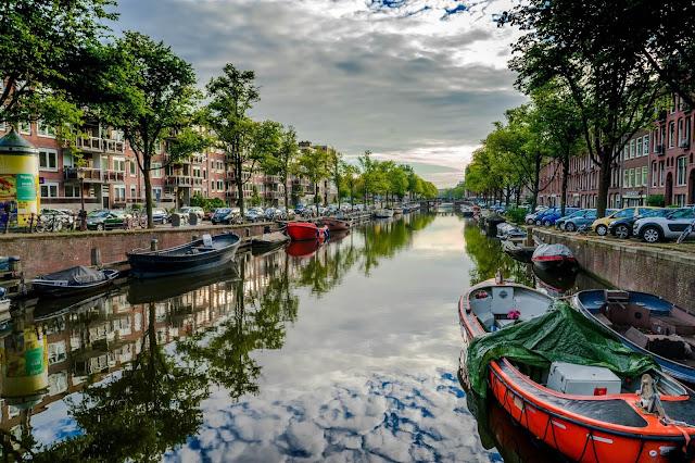 أمستردام أفضل مدينة صحية في العالم