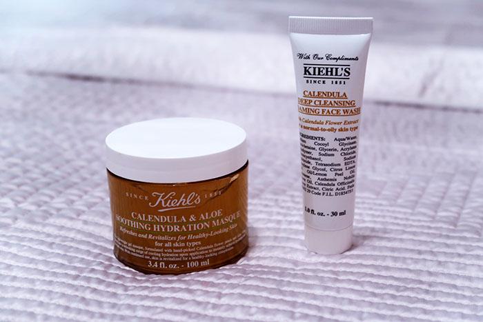 Kiehl's cosmeticos