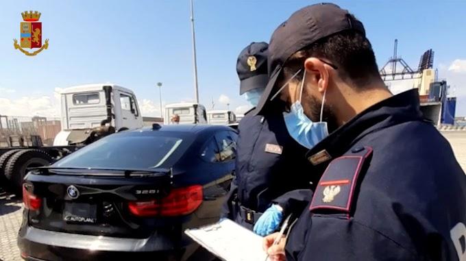 Italia e Canada fermano traffico di auto rubate