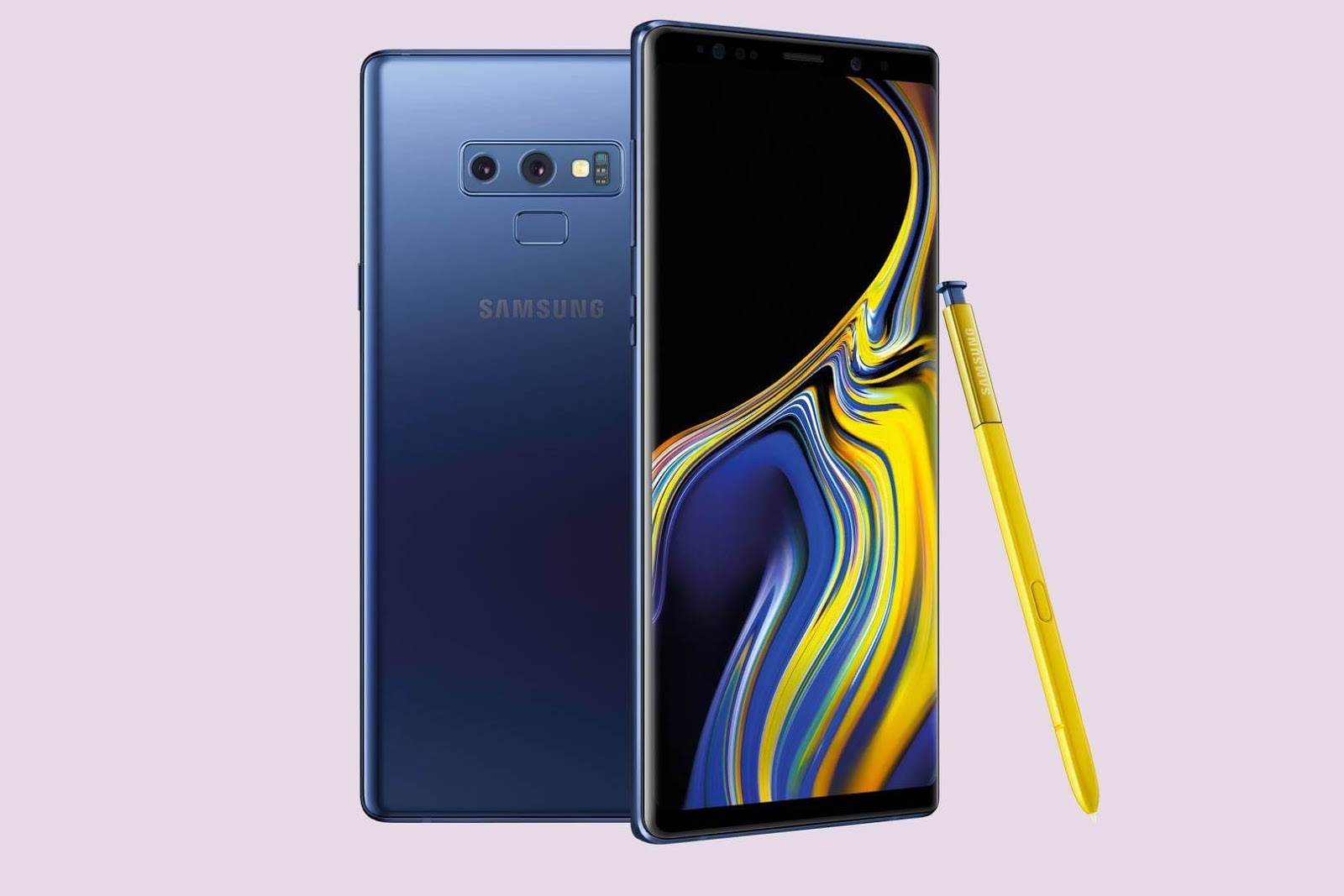 Samsung's Galaxy Note 9