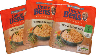 Uncle Bens Mini Rice Wholegrain Rice