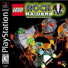 Lego - Rock Raiders - PS1 - ISOs Download