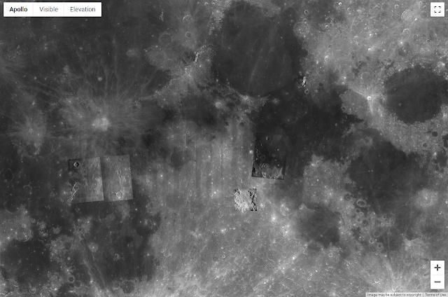 تأثير كلمة google moon في محرك البحث جوجل
