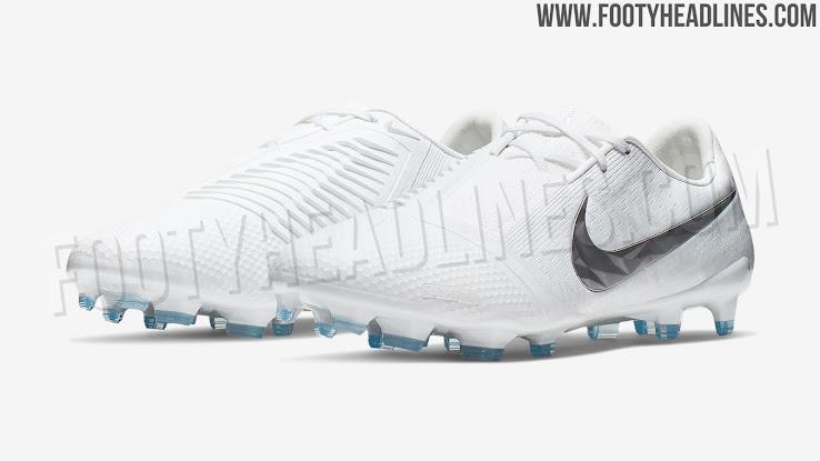 design intemporel d2bc1 810da Nike Phantom Venom 'Nouveau White' 2019-20 Boots Leaked ...
