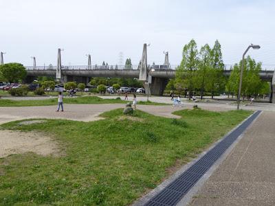 深北緑地公園 深野大橋