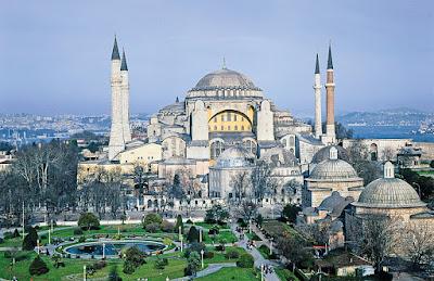 Ayasofya Müzesi – İstanbul/Türkiye
