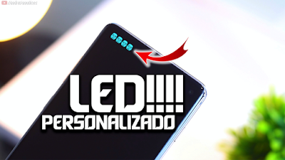 COMO PERSONALIZAR LAS NOTIFICACIONES LED EN ANDROID