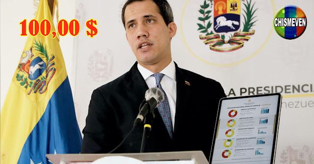 Guaidó | Médicos recibirán el bono de 100 $ a partir del 24 de agosto