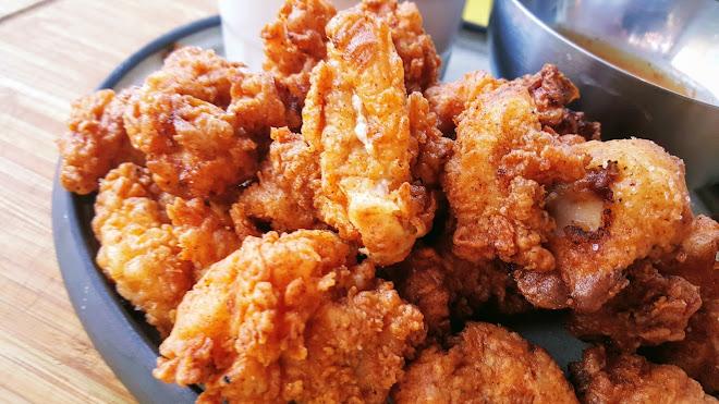 Pop Corn de poulet façon KFC