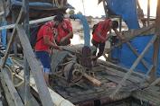 Polisi Amankan 22 Orang Pelaku PETI di Danau Tanduk Desa Mangun Jayo