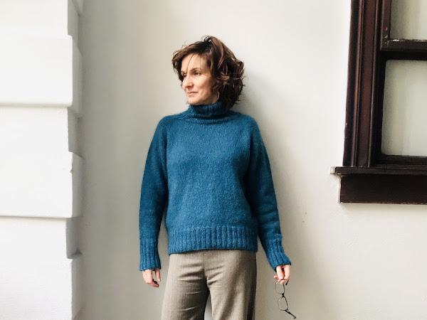 Caramel Sweater - Petroles Kuscheltier