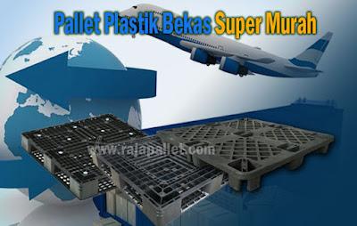Kurangi Biaya Transportasi dan Pengiriman dengan Pallet Plastik Bekas