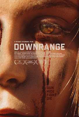 Downrange 2017 DVD R2 PAL Spanish