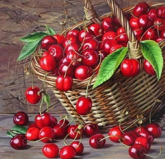 Lose weight with Cherries and their healths benefits!
