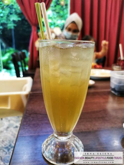 Boiled Lemongrass Ginger RM8.90