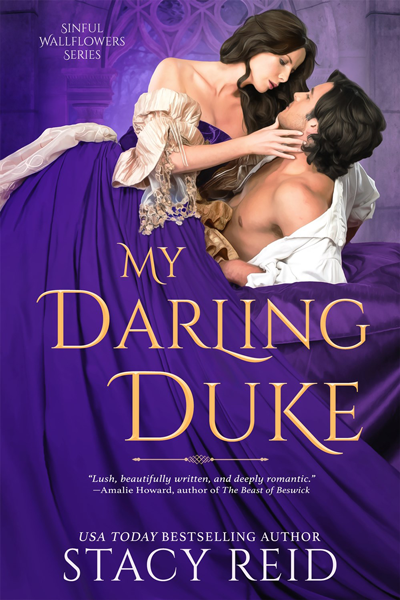 Book Review: My Darling Duke (Sinful Wallflowers #1) by Stacy Reid