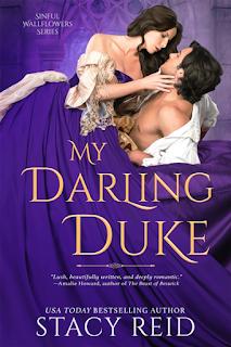 Book Review: My Darling Duke (Sinful Wallflowers #1) by Stacy Reid