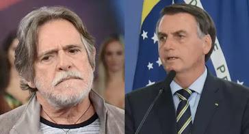 José de Abreu ataca Pazuello após Bolsonaro efetivar general no Ministério da Saúde