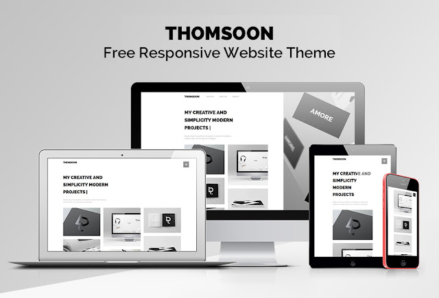 Free Responsive Portfolio Theme