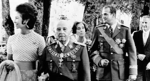 Las 72 vírgenes de Franco
