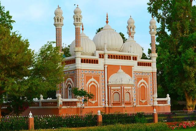 Mosque of Darbar Mahal