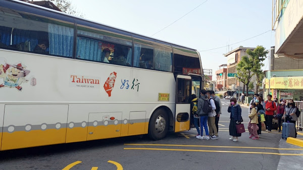 清明連假搭乘國道客運 公路總局優惠加碼台灣好行