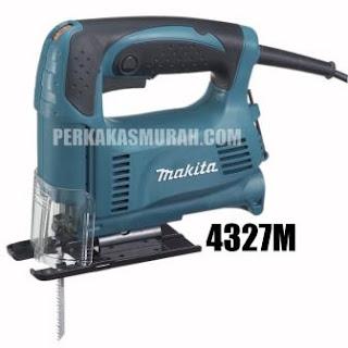 perkakas murah, cv liman teknik,  jig saw makita 4327, harga jigsaw makita, jigsaw makita 4327m, harga jigsaw kayu