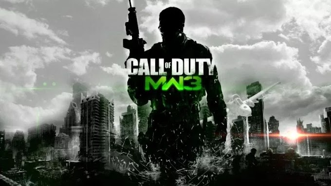 CALL OF DUTY MODERN WARFARE 3 [PC]