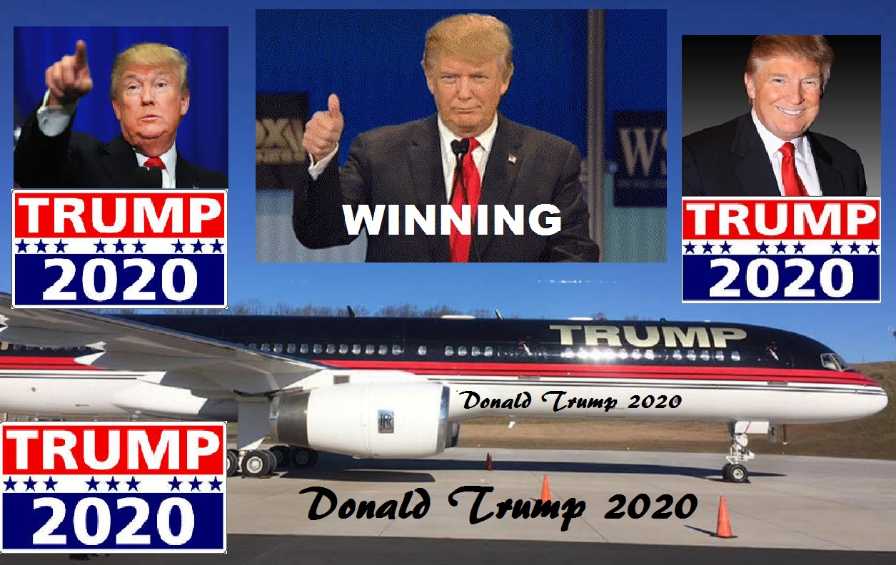 Continue to Make America Great Re-Elect Donald Trump President in 2020