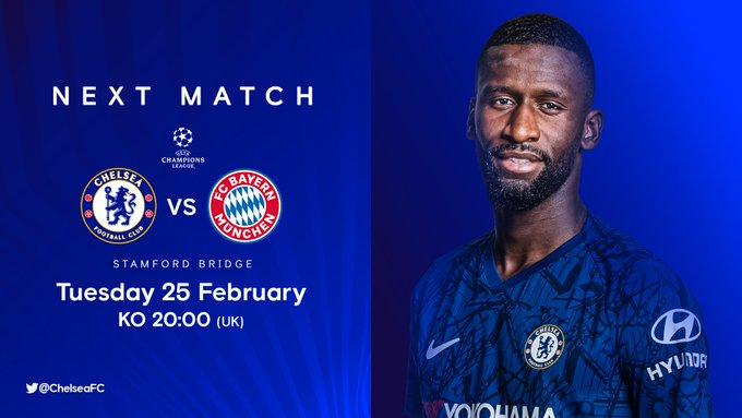 Chelsea Bayern Münih Şampiyonlar Ligi hangi kanalda?