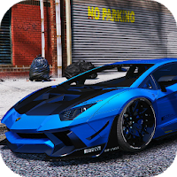 Driving Lamborghini Aventador City Racer Apk Download