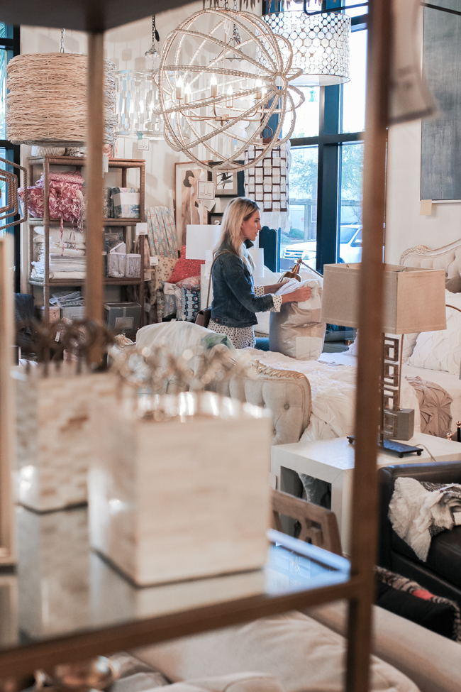 Lyndon Leigh Is The Larger Of The Two Stores. Itu0027s Full Of A Little Bit Of  Everything From Lighting To Flatware And Glassware, Pillows And  Accessories, ...