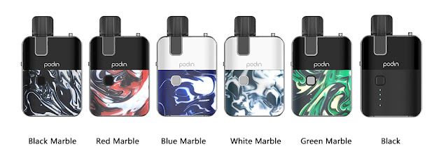 Innokin Podin is classed as a tiny but big on performance kit!