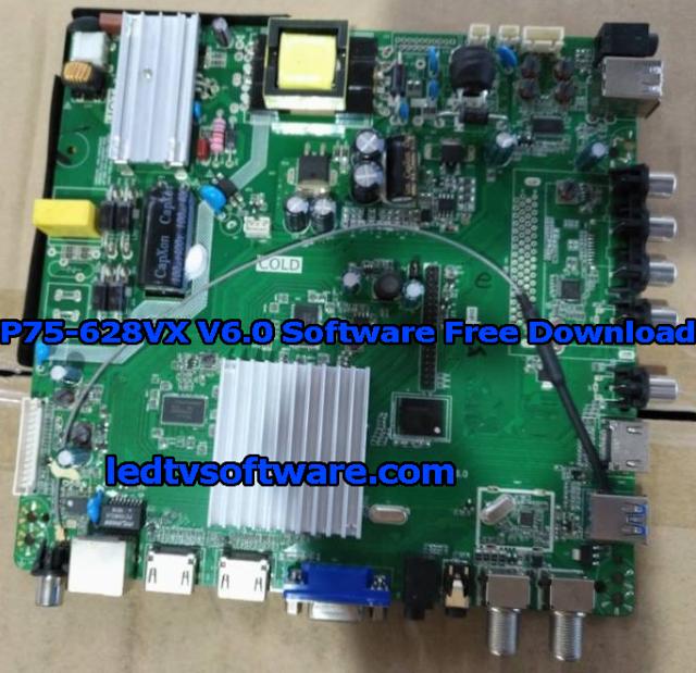 P75-628VX V6.0 Software Free Download