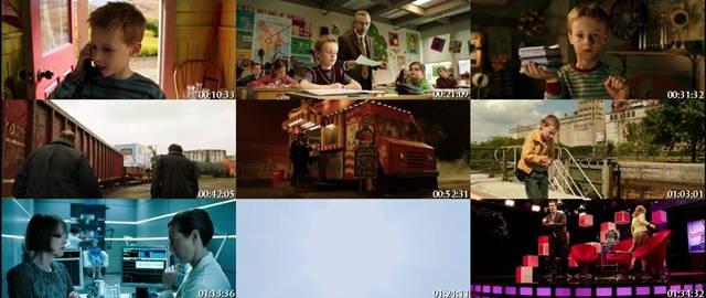 El Extraordinario Viaje de T.S. Spivet (2013) DVDRip Latino
