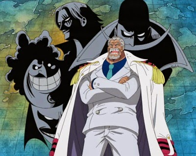 สี่จักรพรรดิ (Four Emperors / Yonkou) @ www.wonder12.com