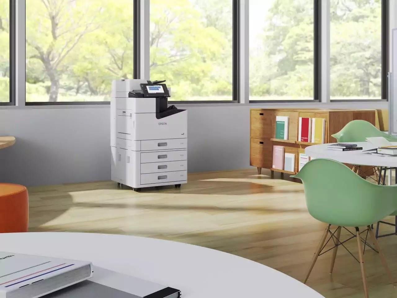 Epson WorkForce Enterprise Printers