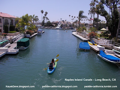 Naples Island Cs Kayaking Long Beach Ca