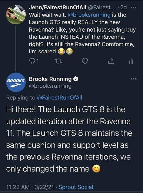 No more Ravenna