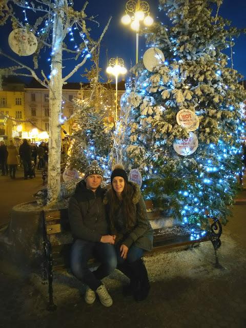 advent in zagreb, lights, lampice, fairy light